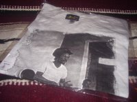 YABBY YOU-YARD STYLE PHOTO T-SHIRTS/ ASH / (XL)