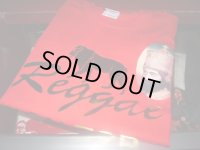 REGGAE ON TOP OFFICIAL T-SHIRTS/RED/(M)