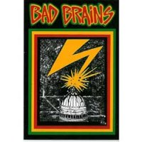 BAD BRAINS-OFFICIAL STICKER