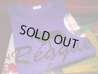 REGGAE ON TOP OFFICIAL T-SHIRTS/PURPLEP/(M)