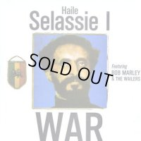 BOB MARLEY & THE WAILERS-WAR ALBUM With HAILE SELASSIE I