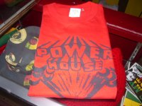 POWER HOUSE /I RED/(M)