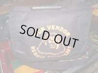 DUB VENDOR OFFICIAL RECORDS BAG/BLACK/LP-12size
