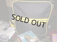 SOUL JAZZ RECORDS- OFFICAL RECORDS BAG/BLACK&YELLOW