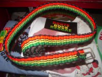 HAND MADE RASTA BELT