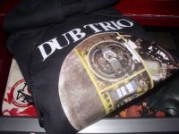 DUB TRIO OFFICIAL PARKA/BLACK/(XL)