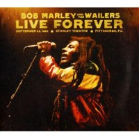 BOB MARLEY & THE WAILERS-LIVE FOREVER/2CD