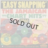 V.A-EASY SNAPPING JAMAICAN CHART HOTS OF 1960