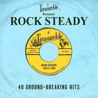 V.A-TREASURE ISLE PRESENTS:ROCKSTEADY 40 GROUND-BREAKING HITS (2CD)