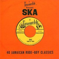 V.A-TREASURE ISLE PRESENTS:SKA 40 JAMAICAN RUDE-BOY CLASSICS (2CD)