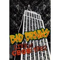 BAD BRAINS-LIVE AT CBGB 1982