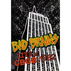 画像1: BAD BRAINS-LIVE AT CBGB 1982
