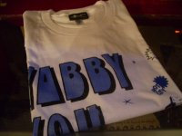 YABBY YOU-DEEPER ROOTS OFFICIAL T-SHIRTS/WHITE/(M)送料込み