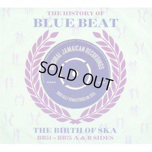 画像1: V.A-STORY OF BLUE BEAT:THE BIRTH OF SKA BB51-BB75 A&B SIDES