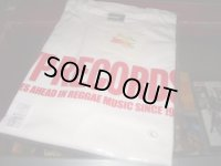 VP RECORDS OFFCIAL T-SHIRTS BY VP RECORDS/WHITE&RED/(L)