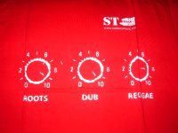 STEBASS OFFICIAL T-SHIRTS/(L)/RED