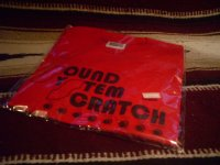SOUND SYSTEM SCRATCH T-SHIRTS PRESSURE SOUNDS OFFICIAL/RED/ (M)