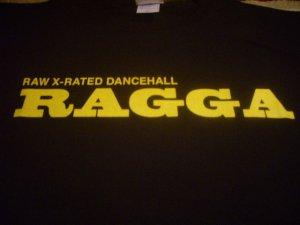 画像1: VP RECORDS OFFCIAL T-SHIRTS RAGGA/(S)BLACK
