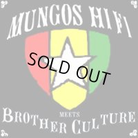 MUNGOS HI FI- meet BROTHER CULTURE