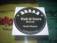 DUB STORE RECORDS ORIGINAL STICKER