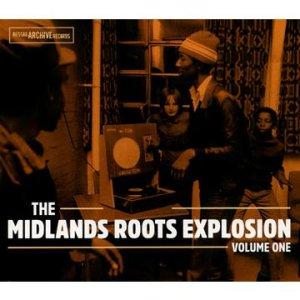 画像1: V.A- MIDLANDS ROOTS EXPLOSION VOL.1