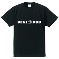 BENI DUB OFFICIAL T-SHIRTS/( M )/ BLACK/