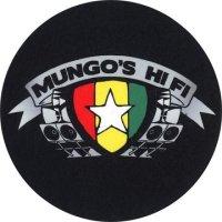 MUNGO'S HI FI OFFCIAL SLIP MAT