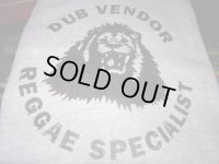 DUB VENDOR OFFICIAL T-SHIRTS / GRAY / (M)