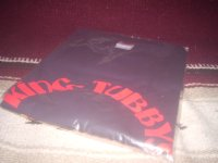 KING TUBBYS FIREHOUSE OFFCIAL T-SHIRTS / NAVY / (L)