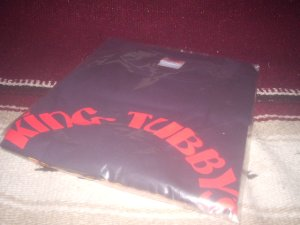 画像1: KING TUBBYS FIREHOUSE OFFCIAL T-SHIRTS / NAVY / (L)