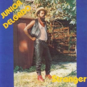 画像1: JUNIOR DELGADO- STRANGER / LP / ORG