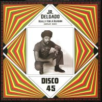 JUNIOR DELGADO - REALLY FOR A REASON 12 (DUB PLATE MIXES)