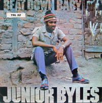 JUNIOR BYLES - BEAT DOWN BYBLON / LP /
