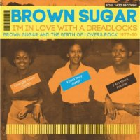 BROWN SUGAR - I`M IN LOVE WITH A DREADLOCKS 1977-80 / LP /