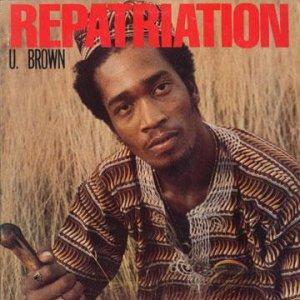 画像1: U BROWN - REPATRIATION / CD /