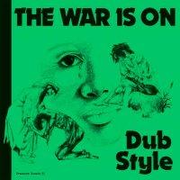 PHILL PRATT & FRIENDS - THE WAR IS ON DUB STYLE // CD //日本盤