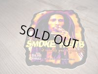 BOB MARLEY SMOKE HERB/ STICKER