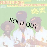 FRED LOCKS-LOVE & ONLY LOVE