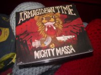 MIGHTY MASSA-ARMAGIDEON TIME