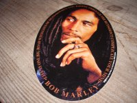 BOB MARLEY LEGEND/ STICKER