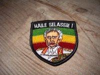 HAILE SELASSIE I/ WAPPEN