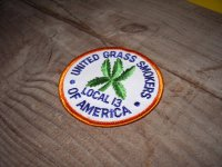 UNITED GRASS SMOKERS LOCAL 13 OF AMERICA/ WAPPEN
