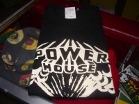 POWER HOUSE /BLACK/(S)