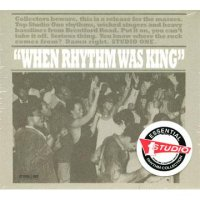 V.A-WHEN RHYTHM WAS KING