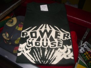 画像1: POWER HOUSE /DARK GREEN/(S)