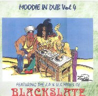MOODIE IN DUB VOL.4 BLACK SLATE
