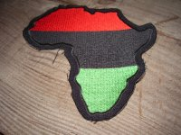 AFRICA & BLACK STAR COLOR(UNIA)/ WAPPEN