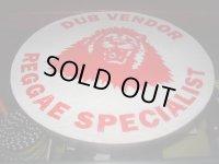 DUB VENDOR OFFICIAL SLIP MAT/RED/