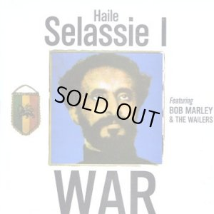画像1: BOB MARLEY & THE WAILERS-WAR ALBUM With HAILE SELASSIE I