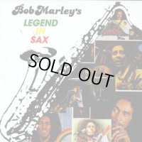 STEVE SCHRELL-BOB MARLEYS LEGEND IN SAX